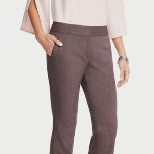 NWT Ann Taylor Taupe Pants